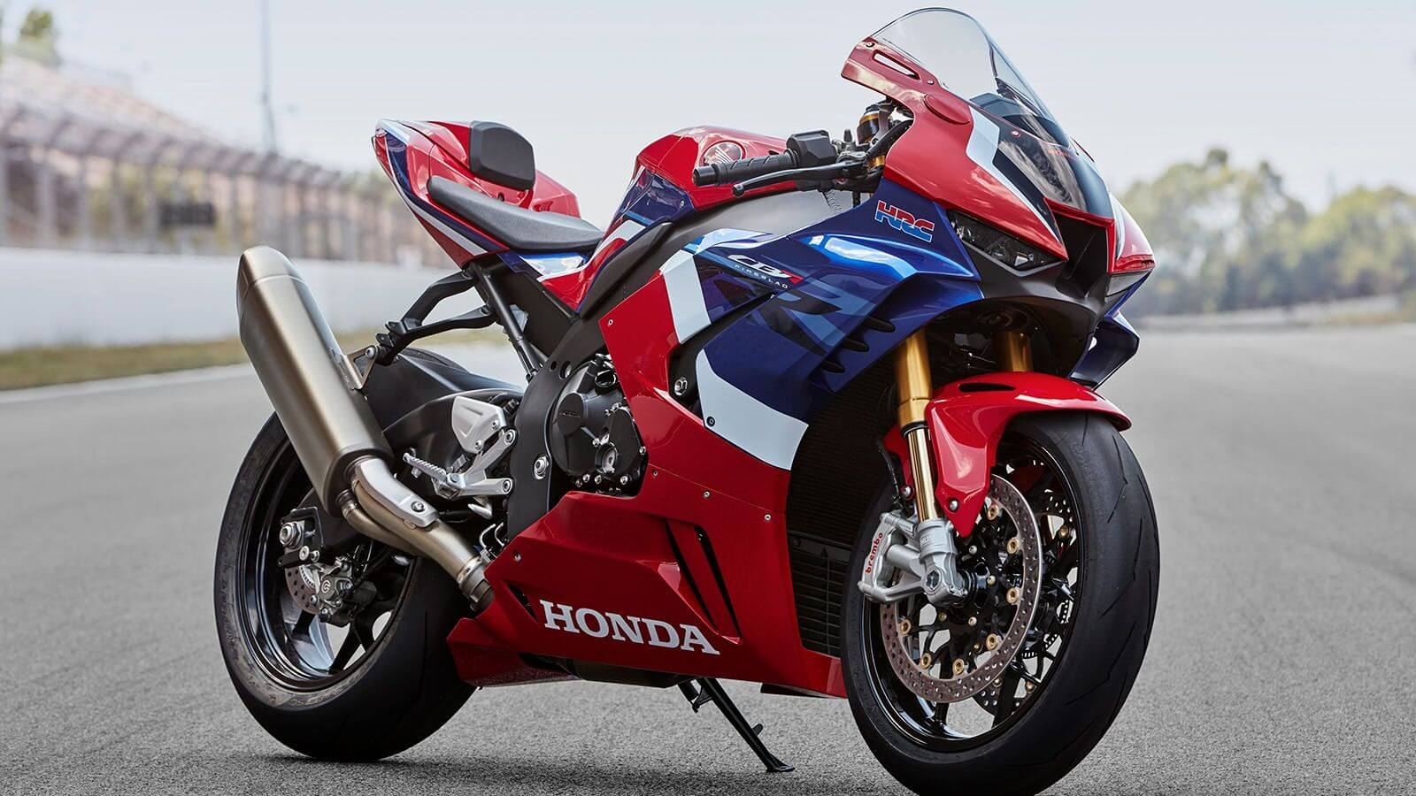 Honda fireblade 2020